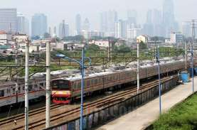 MTI: Aktivitas Transportasi di Jakarta Masih Rendah