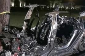 Kecelakaan yang Libatkan Mobil Tesla Tewaskan Dua…