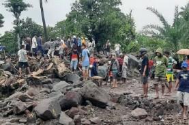 150 Infrastruktur Rusak Akibat Banjir Nusa Tenggara,…
