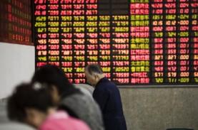 Ikut Terseret Wall Street, Bursa Asia Memerah Pagi…