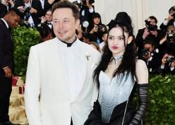 Elon Musk dan Grimes Diprediksi Jadi Pasangan Pertama yang Menikah di Luar Angkasa