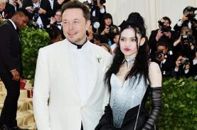 Elon Musk dan Grimes Diprediksi Jadi Pasangan Pertama…