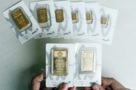 Harga Emas 24 Karat Antam Hari Ini, Selasa 20 April…