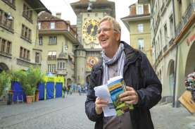 4 Tips Travel di Era pandemi Ala Rick Steves