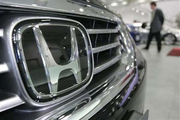 Logo Honda - Reuters/Michael Caronna