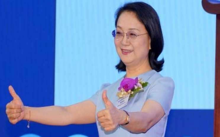 Zhong Huijuan pendiri Hansoh Pharmaceutical Group  -  BBC