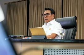 Ditanya soal Reshuffle Kabinet Jokowi, Ini Jawaban Moeldoko