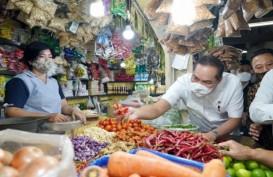 Pantau Sembako di Surabaya, Ini Temuan Menteri Perdagangan