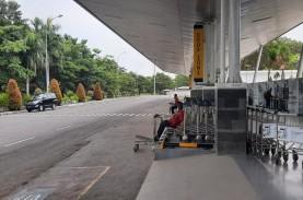 Bandara Lombok Tak Layani Penerbangan Komersial Periode…