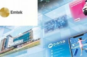 Grab Jadi Investor Emtek (EMTK), Sahamnya Kian Menarik