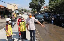 Ganjar Pranowo Cek Pembangunan Flyover Ganefo Demak, Ini Hasilnya