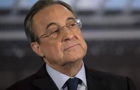 Ini Alasan Bos Real Madrid Florentino Perez Gulirkan Liga Super Eropa