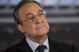 Ini Alasan Bos Real Madrid Florentino Perez Gulirkan…