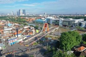 Jembatan Joyoboyo Surabaya Segera Difungsikan