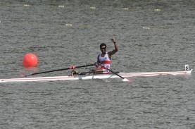 Tim Dayung Indonesia Ikuti Kualifikasi Olimpiade Tokyo…