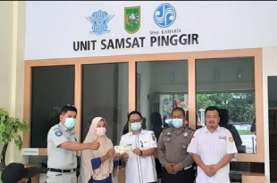 Jasa Raharja Riau Dukung Pembukaan 10 Kantor Samsat…