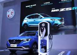 MG ZS EV Siap Goyang Dominasi HyundaiKona Electric, Mampukah?