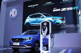 MG ZS EV Siap Goyang Dominasi HyundaiKona Electric,…