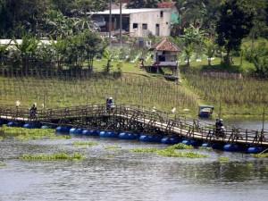 Jembatan Sasak Bodan di Kabupaten Bandung Barat Milik Perorangan