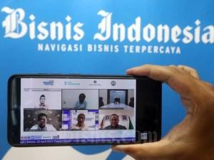 Bisnis Indonesia Gelar Webinar Terkait Komoditas Sebagai Penopang Ekonomi Bumi Sriwijaya