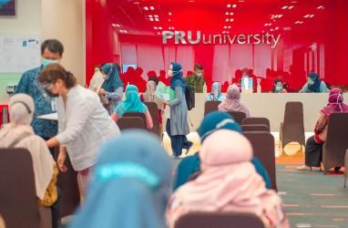Pakuwon & Prudential Tunjuk Mayapada Hospital Vaksin Lansia & Guru