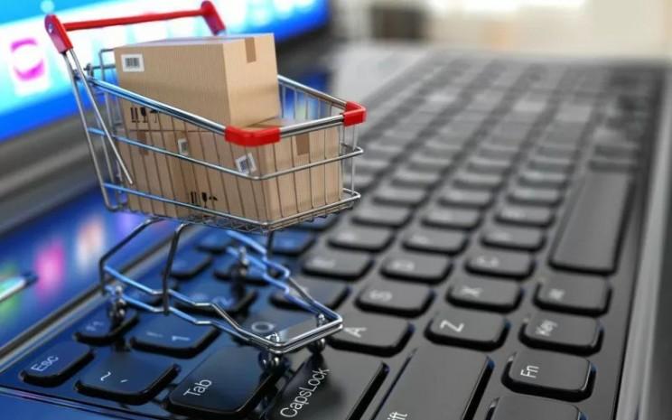 Pandemi Covid/19 berhasil mempercepat transformasi bisnis serta aktivitas jual beli dari tradisional menjadi daring atau online lewat prinsip digitalisasi.  -  Antara