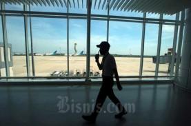 DAMPAK PANDEMI : Industri Penerbangan Sulit Pulih…