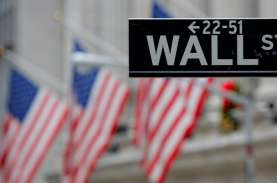 Investor Hati-Hati Jelang Puncak Musim Lapkeu, Wall…