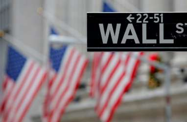 Investor Hati-Hati Jelang Puncak Musim Lapkeu, Wall Street Melemah
