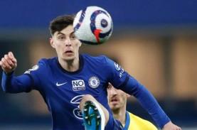 Chelsea vs Brighton 0–0, Rebutan 2 Tiket Liga Champions…