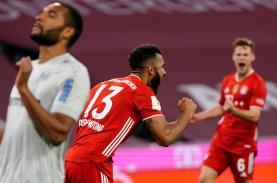 Bayern Munchen 3 Poin Lagi Juara Bundesliga, Schalke…