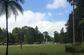 Pengelola Kebun Raya Bali Vaksinasi Seluruh Karyawannya