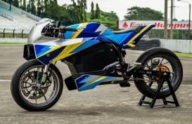 UBL Uji Coba Sepeda Motor Listrik Buatan Mahasiswa, Begini Hasilnya