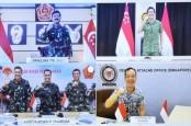 Singapura Harap Kerja Sama Kontraterorisme dengan TNI Ditingkatkan