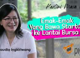 Kartini Masa Kini: Kisah Emak-Emak Bawa Startup ke Lantai Bursa