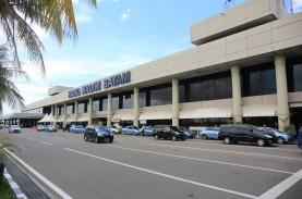 Maret 2021, Pengguna Transportasi Udara di Batam Mulai…
