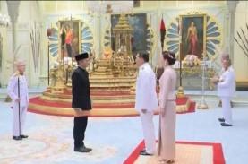 Resmi Bertugas, Dubes RI Rachmat Budiman Temui Raja…