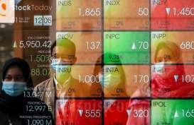 IHSG Tinggalkan 6.000, Investor Asing Kejar Saham UNTR dan MNCN