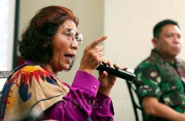 Minta Kuota Impor Garam Dipangkas, Susi Pudjiastuti: Tolonglah Pak Jokowi