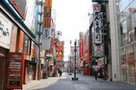 Diserbu Covid-19, Tokyo dan Osaka Diambang Status…