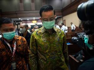 Mantan Mensos Juliari Batubara Jalani Sidang Perdana Kasus Korupsi Bansos Covid-19