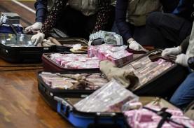 Kasus Suap Bansos, Uang Dolar Tersimpan di Koper Bertuliskan…