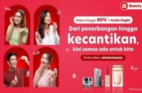 AirAsia Luncurkan Aplikasi Belanja Kecantikan, Tebar…