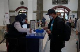 Okupansi Penumpang Kereta di DAOP 4 Semarang 37 Persen
