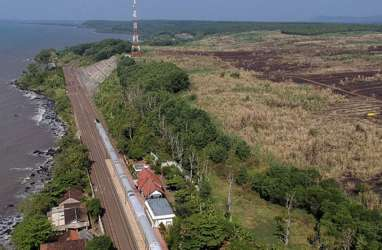 Jokowi Tinjau Kawasan Industri Batang, Ini Harapannya