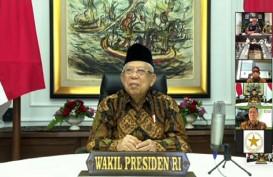 Wapres Berharap Konversi Bank Riau Kepri Syariah Segera Terwujud