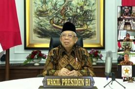Wapres Berharap Konversi Bank Riau Kepri Syariah Segera…