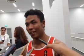 Zohri Berharap Bisa Tampil Maksimal di Olimpiade Tokyo