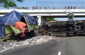 Waspada! KNKT: Tiap Bulan, Ada 36 Kecelakaan di Tol Cipali