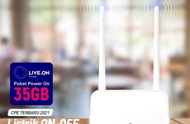 Pemakaian Internet Meningkat, Advan Keluarkan Router CPE Start